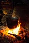 Masuratul-oilor,focul